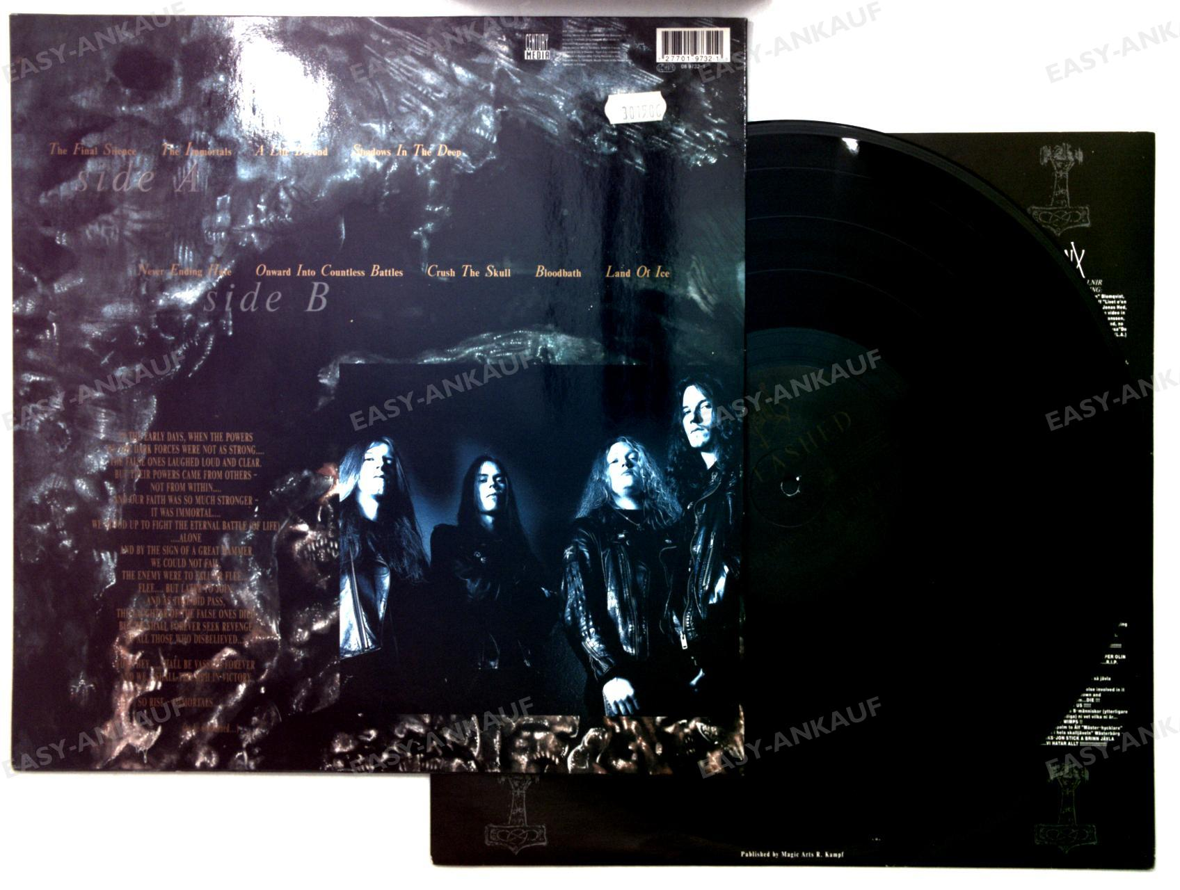 Unleashed-Shadows-In-The-Deep-Europe-LP-1992-Innerbag-039 Indexbild 2