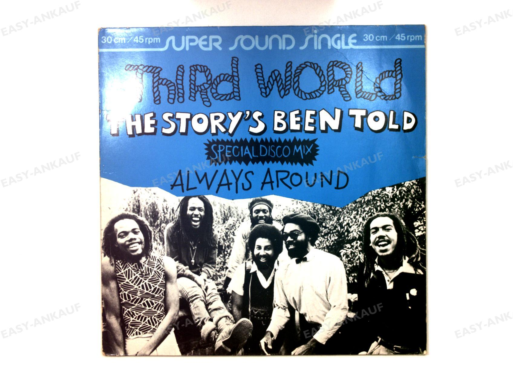 Third-World-The-Story-039-s-Been-Told-GER-Maxi-1979